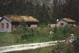 Cabin 1 and 2